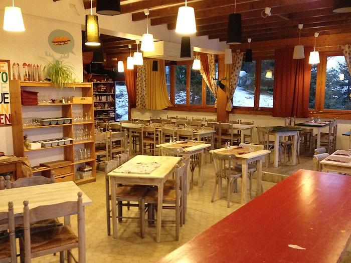 restaurant station les 7 laux