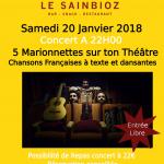 Concert 200118 5 Marionnettes sur ton Théâtre - 021217