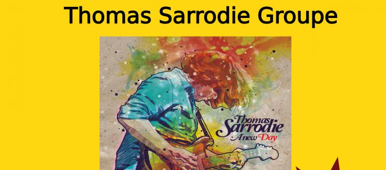 Thomas Sarrodie Groupe – Concert Rock Electrique le 15/02/18