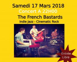 The French Bastards – Concert du 17/03/2018