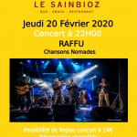 Concert 200220 RAFFU - 291118