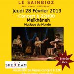 Concert 280219 Meïkhaneh - 261118