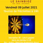 Tournoi de Fléchettes 090721 - 080721