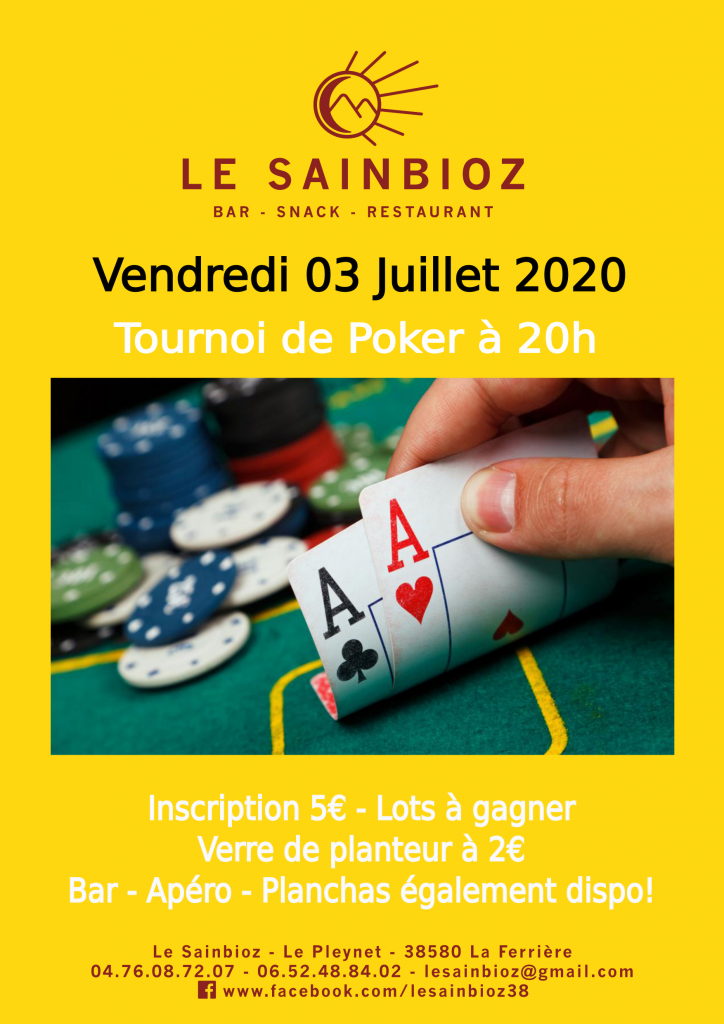 Tournoi de Poker 250620