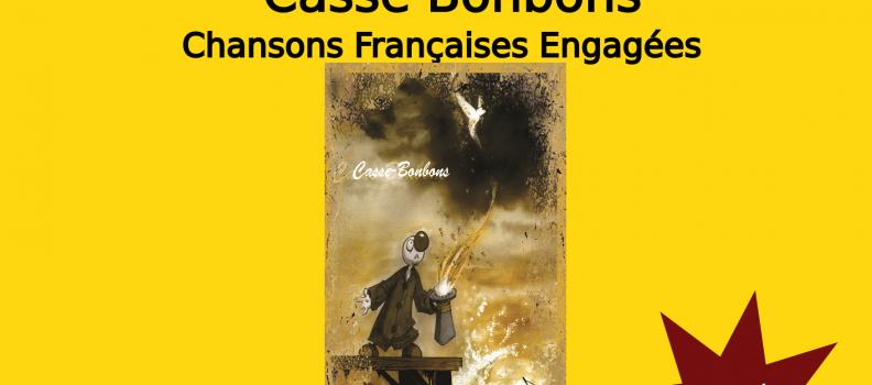 Casse Bonbons – Concert du 17/08/2018